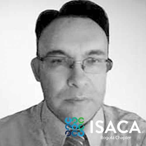Miguel Aranguren ISACA Bogotá