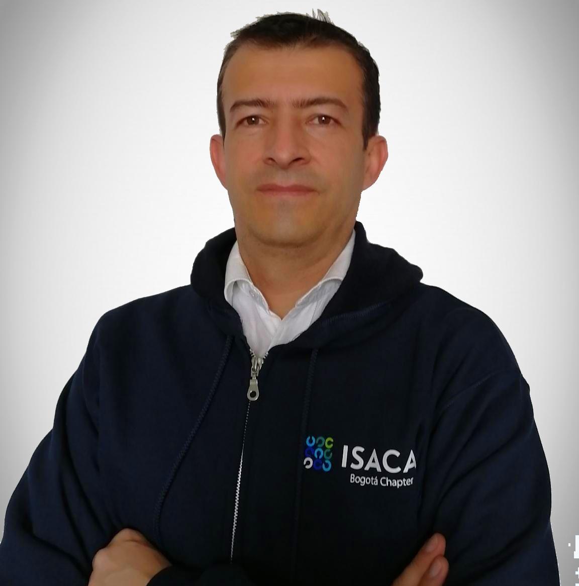 Victor Vasquez ISACA Bogotá